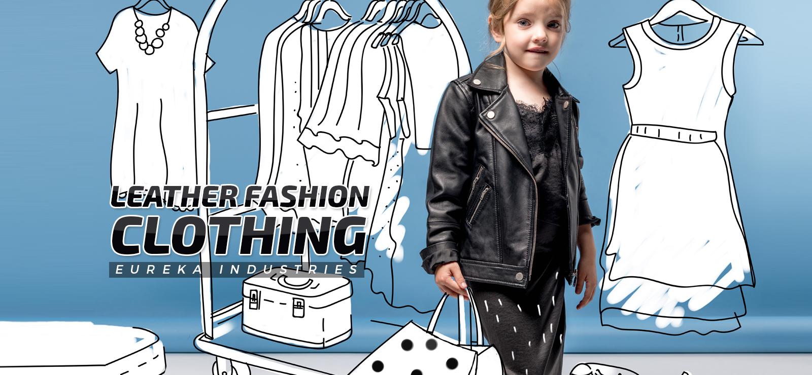 Leather Fashion Clothing-6