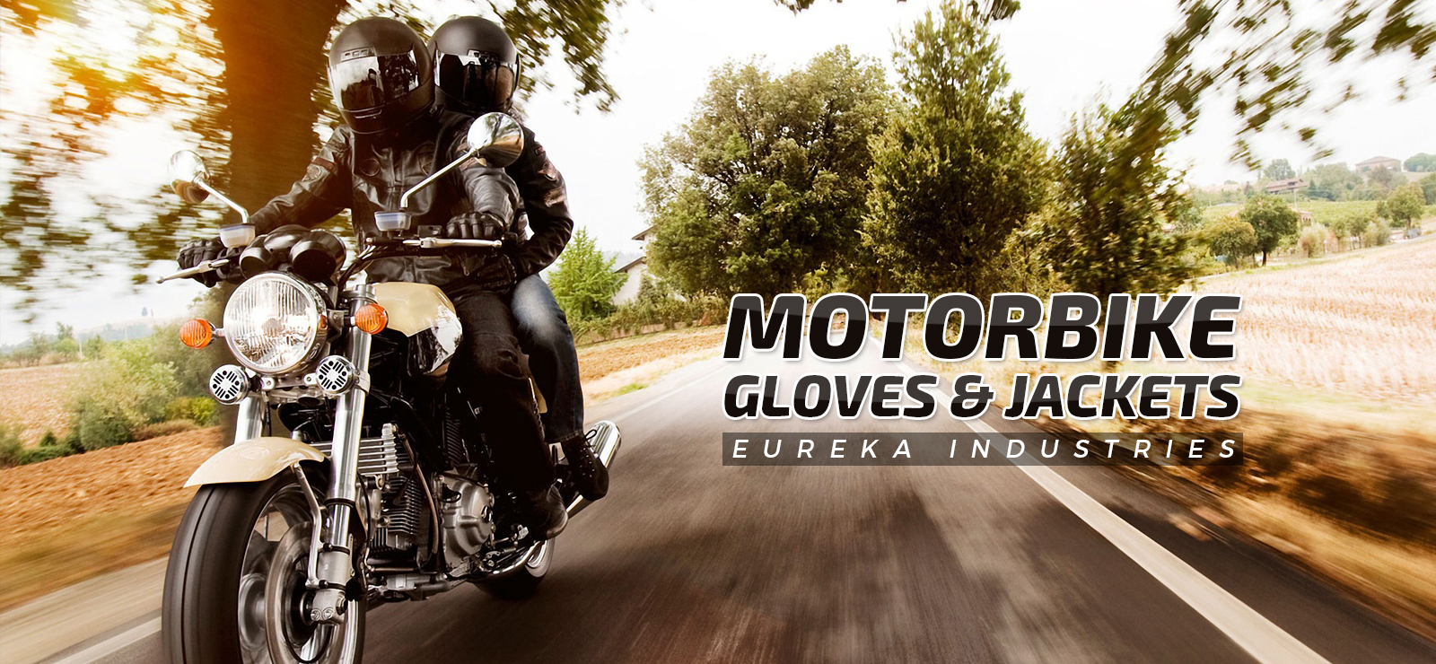 Motorbike Gloves and Jackets-2