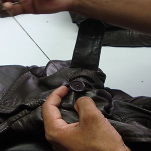 Buttoning Department