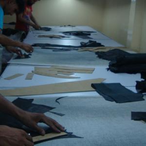 Cutting Department