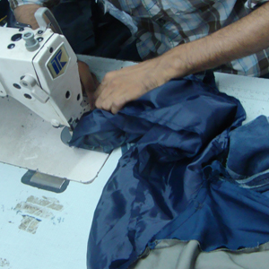 Lining Department