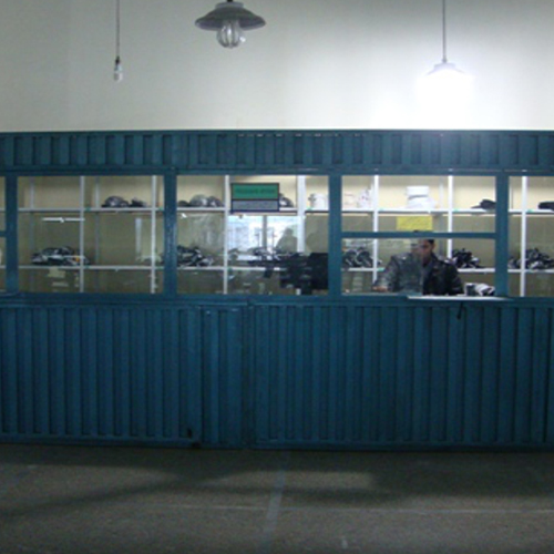 Production Material Store & Production unit Board